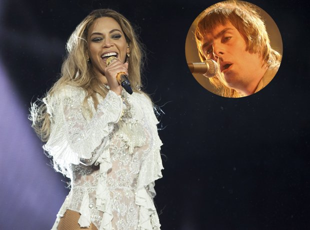Liam Gallagher's 20 Greatest Insults - Beyonce