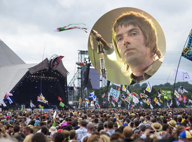Liam Gallagher's 20 Greatest Insults - More Glastonbury
