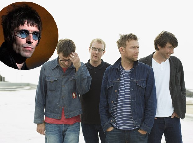 Liam Gallagher's 20 Greatest Insults - Blur