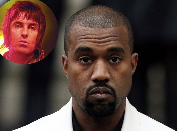 Liam Gallagher's 20 Greatest Insults - On Kanye West