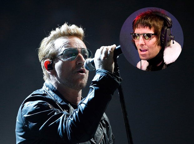 Liam Gallagher's 20 Greatest Insults - On Bono