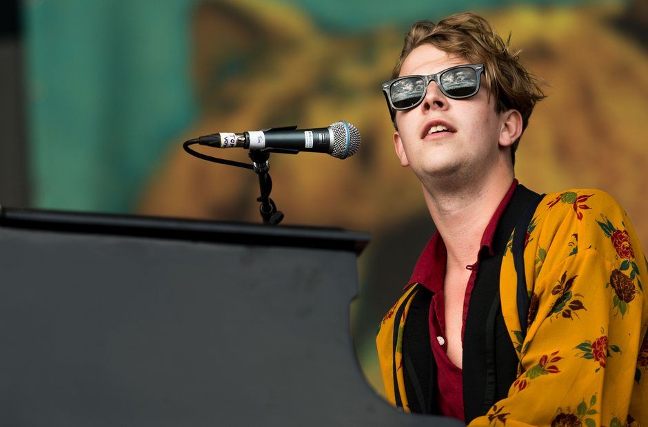 Glastonbury 2016 Saturday  - Tom Odell