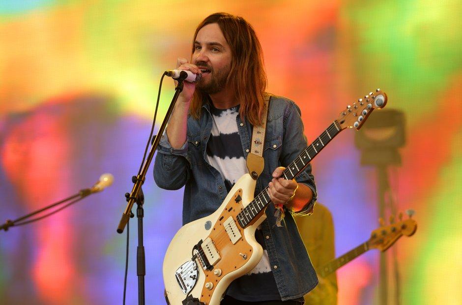 Glastonbury 2016 Saturday - Tame Impala