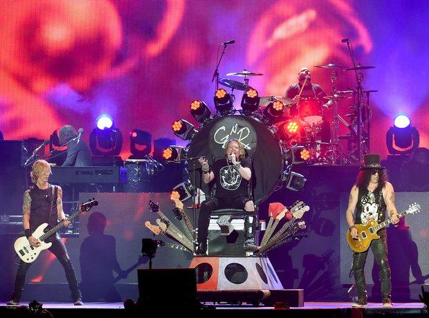 Guns N'Roses - Coachella 2016