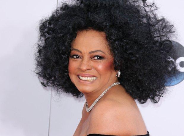 Diana Ross 2014
