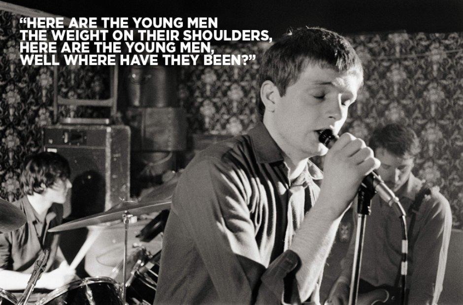 Joy Division Lyrics - Decades