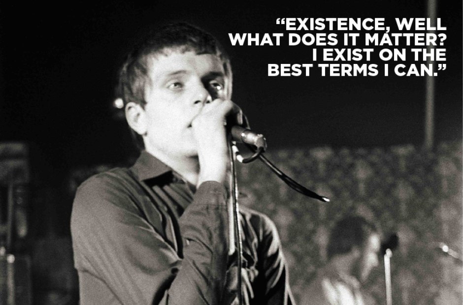 Joy Division Lyrics - Heart And Soul