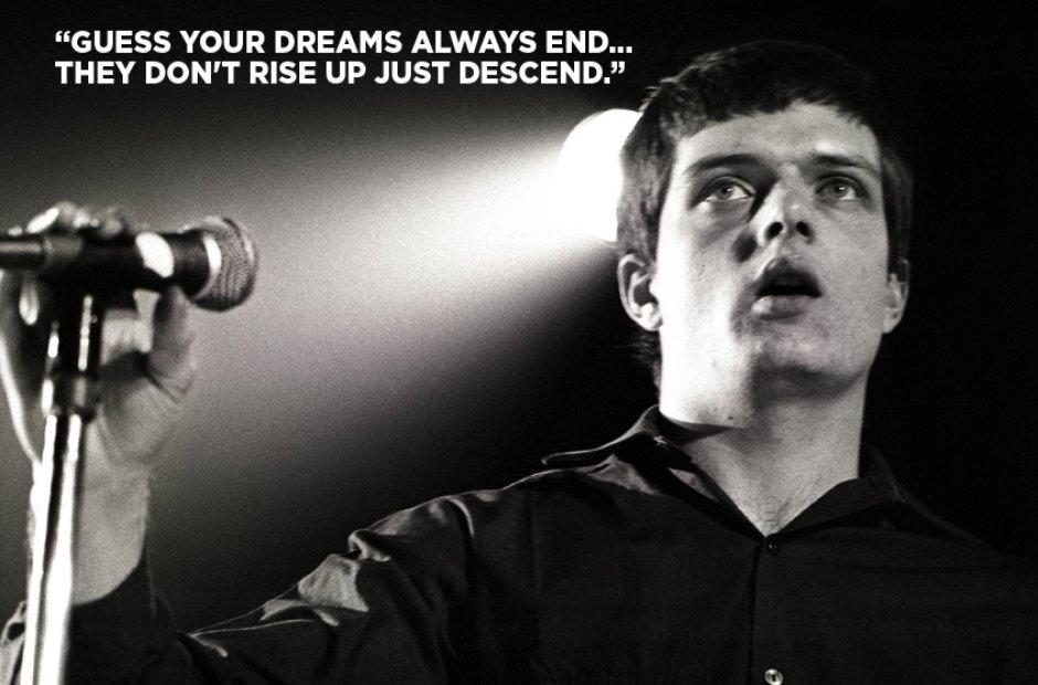 Joy Division Lyrics - Insight