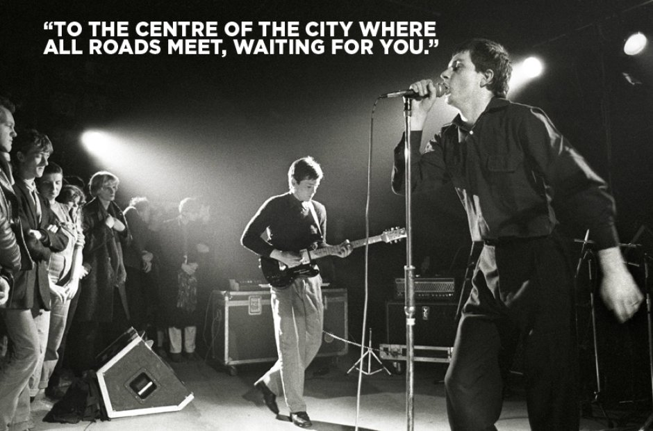 Lyric songs with apple in the lyrics : The Greatest Lyrics Of Ian Curtis And Joy Division - Radio X