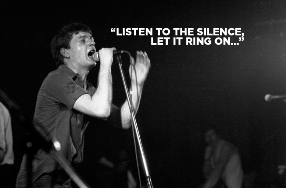 Joy Division Lyrics - Transmission