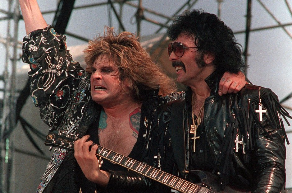Black Sabbath at Live Aid, Philadelphia
