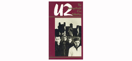 U2 - The Unforgettable Fire Collection