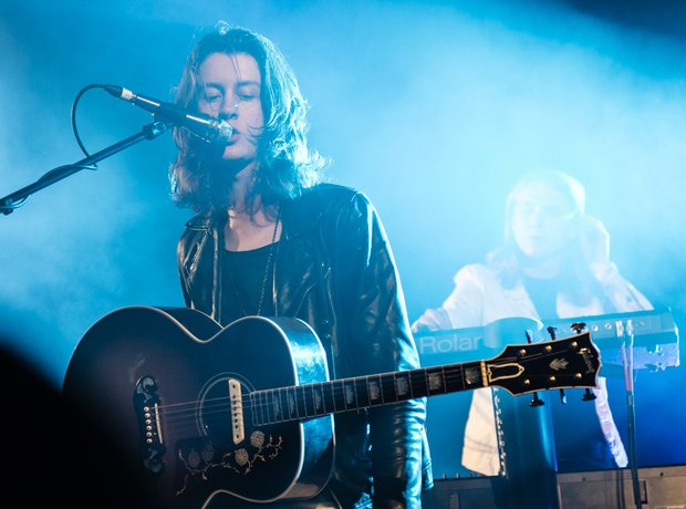 Blossoms Kendal Calling Performance Images 2016