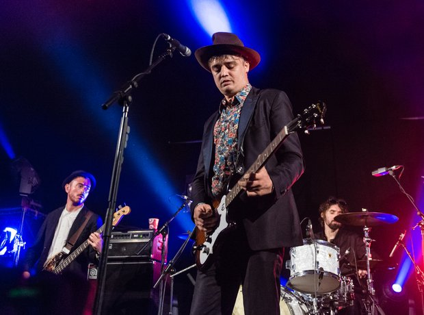 Pete Doherty Kendal Calling Performance 2016