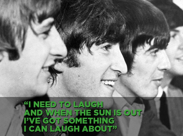 The Beatles - Good Day Sunshine