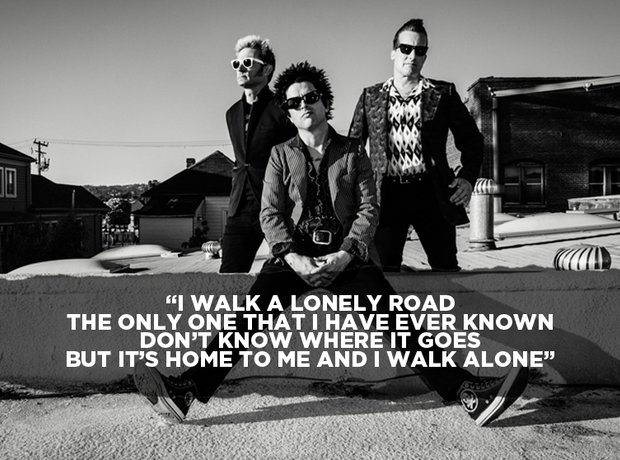 Boulevard of Broken Dreams Lyrics - Genius | Song Lyrics ...