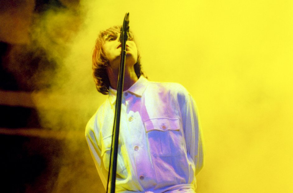 Hello from Liam Gallagher