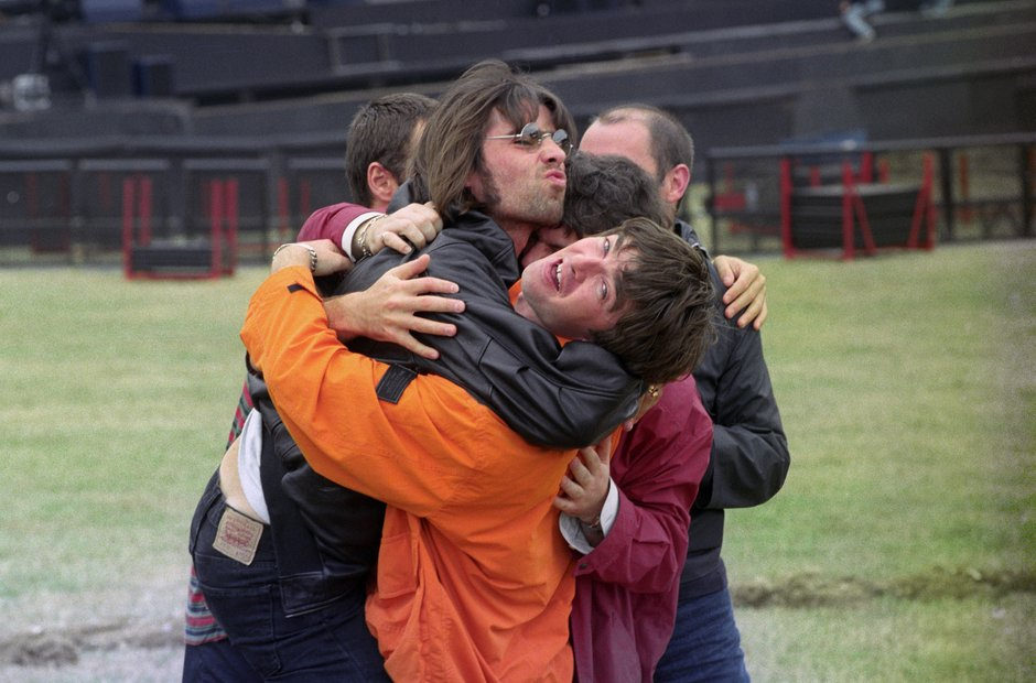 Oasis At Knebworth The Comedown Oasis Live At