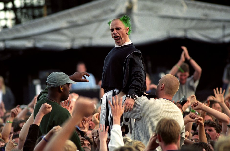 The Prodigy Knebworth 1996