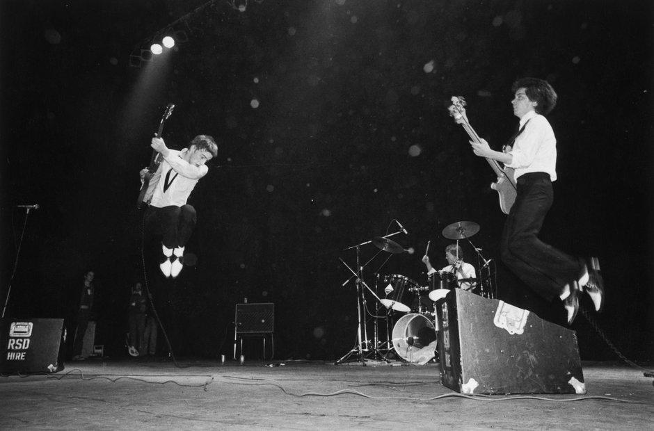 The Jam Paul Weller 1977