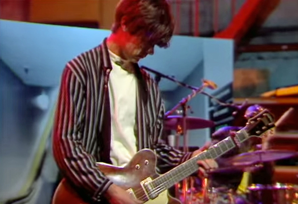 The Stone Roses on The Late Show