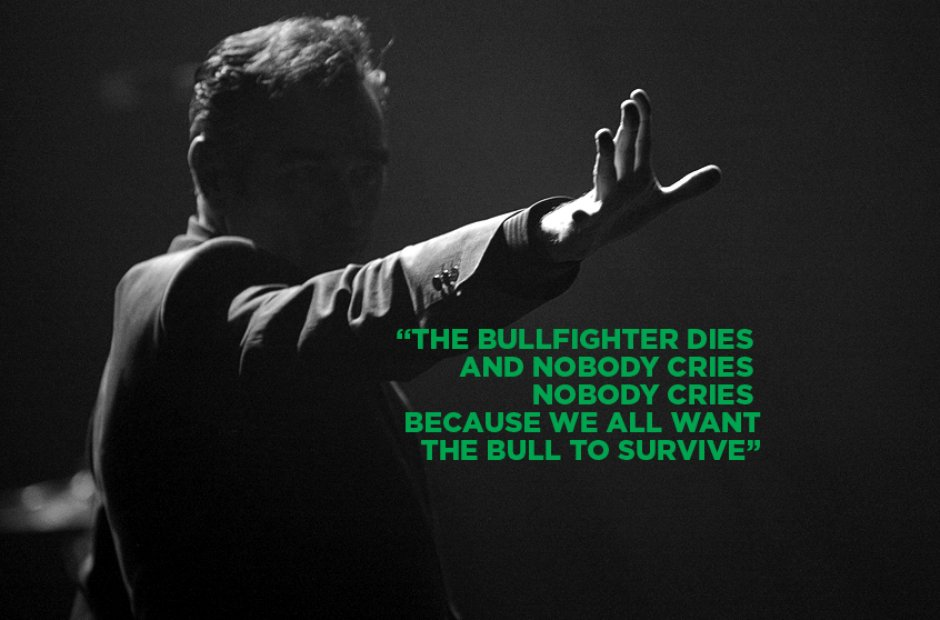Morrissey - The Bullfighter Dies