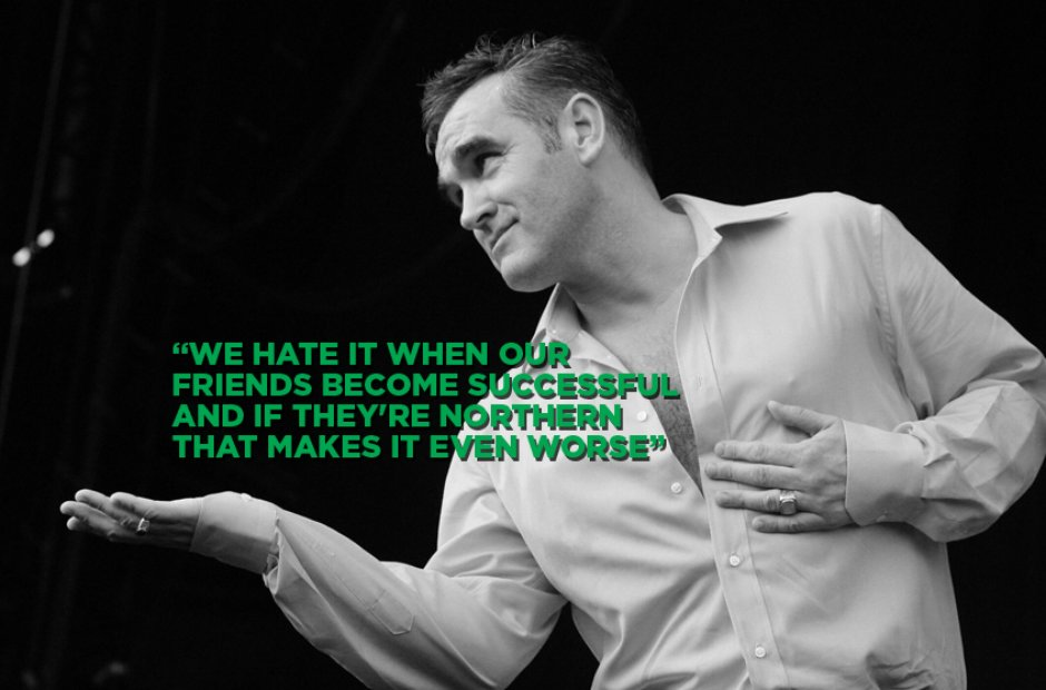 Morrissey - We Hate It When Our Friends Become Suc
