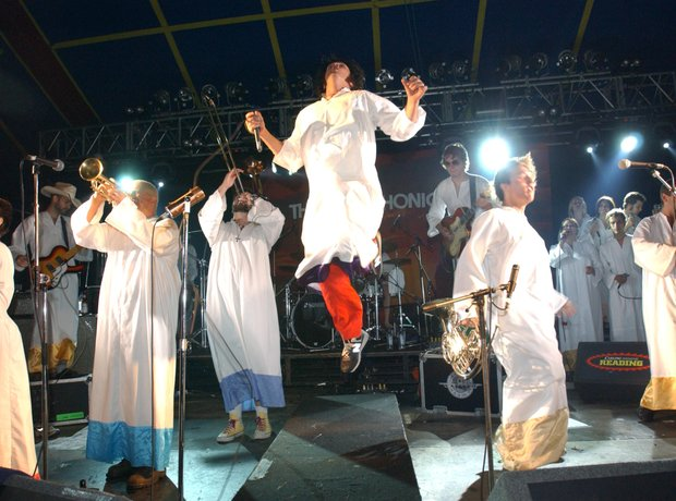 2002: The Polyphonic Spree