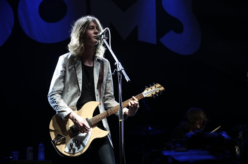 Blossoms at Reading Festival 2016