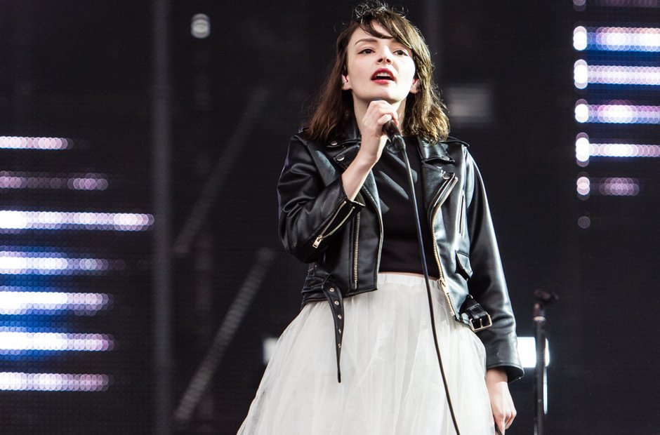 CHVRCHES at Leeds Festival 2016