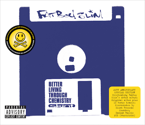 Fatboy slim debut album 20th Anniversary Edition