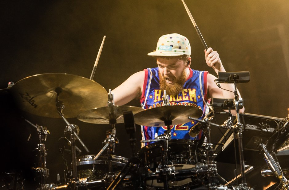 Jack Garratt at Leeds Festival 2016