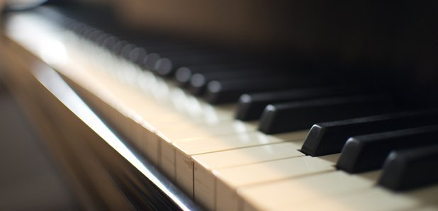 On The Old Joanna: The Greatest Piano Tunes In Rock - Radio X