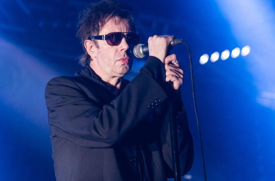 Echo And The Bunnymen at Festival No 6 2016