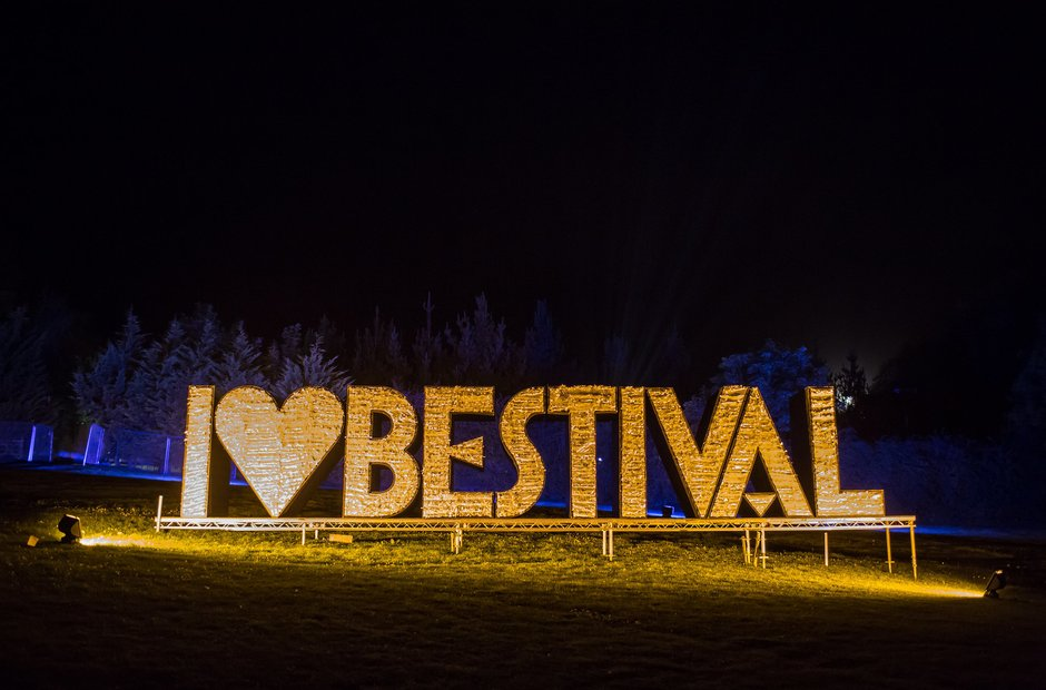 We all HEART Bestival