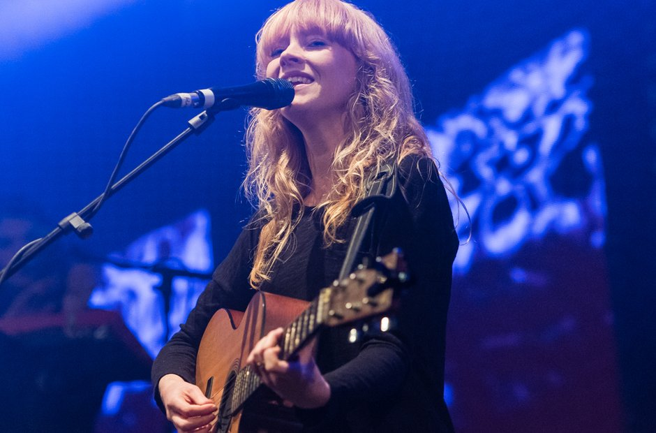 Lucy Rose at Festival No 6 2016