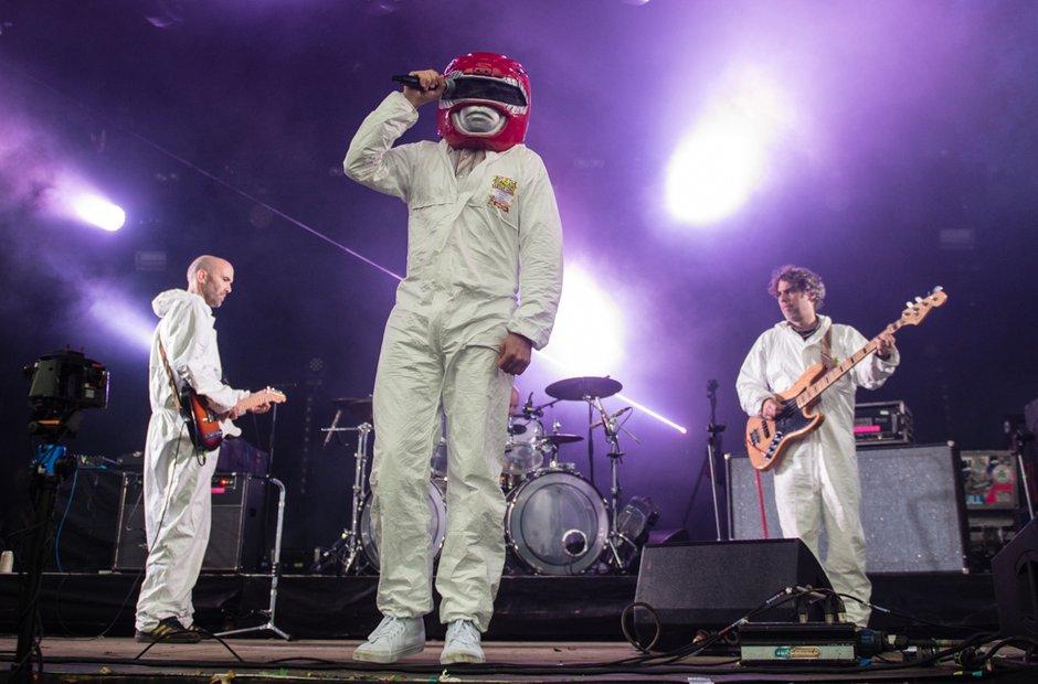 Super Furry Animals at Festival No 6 2016