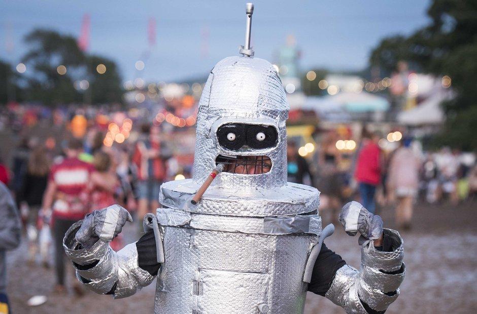 Bender at Bestival