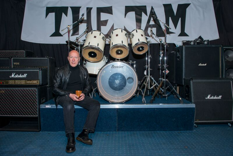 The Jam drum kit