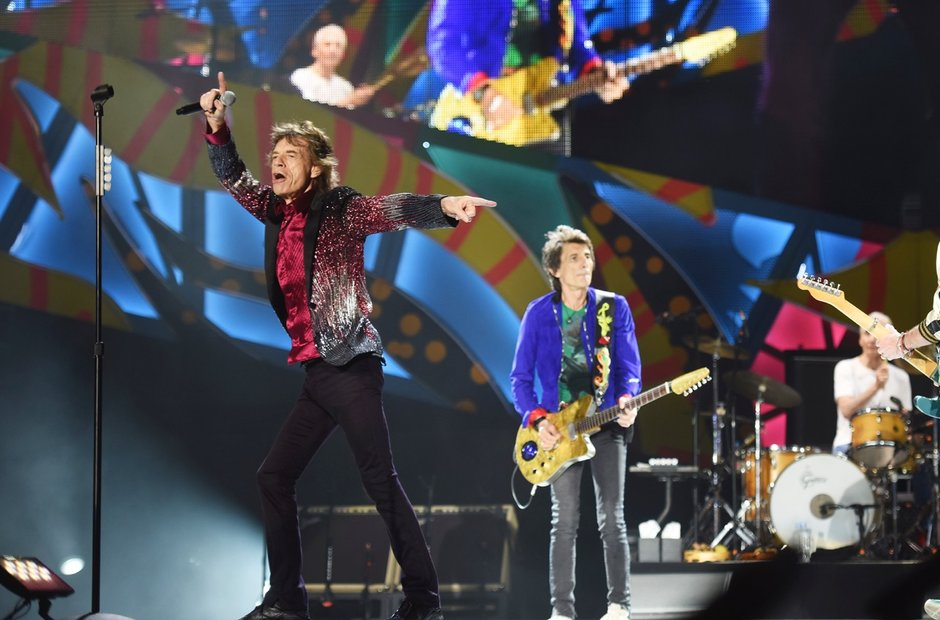 Rolling Stones Paint It Black Live Youtube