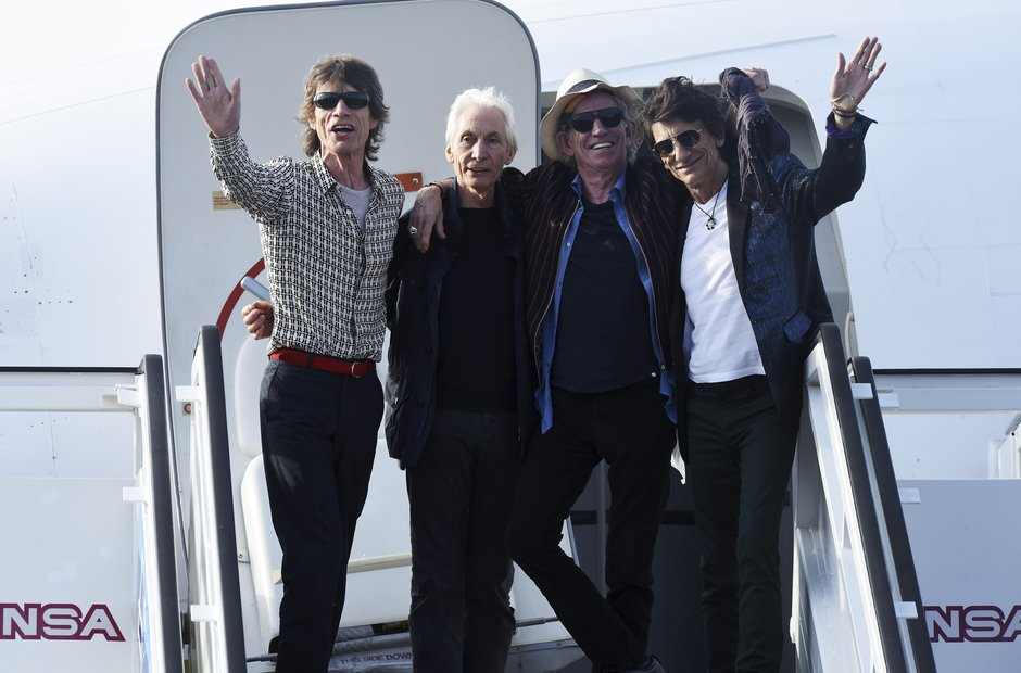 The Rolling Stones -  You Can't Always Get What You Want