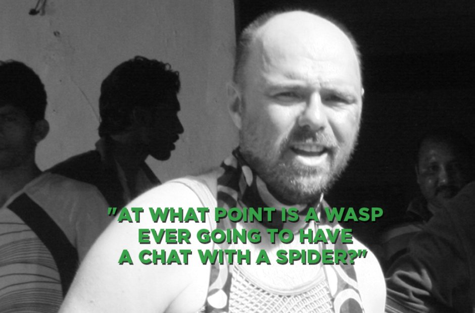 Karl Pilkington's Most Inane Quotes