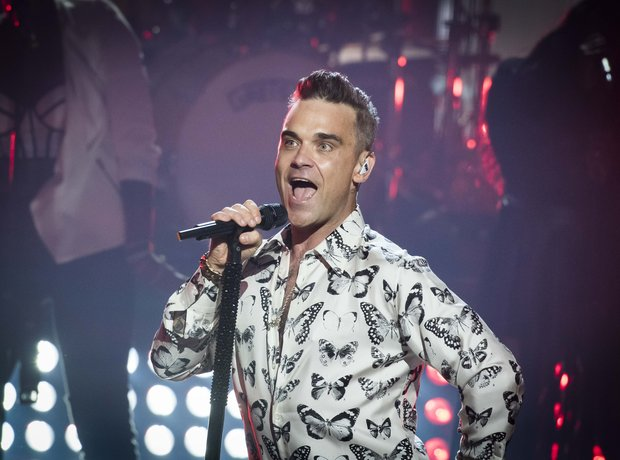 Robbie Williams iTunes festival
