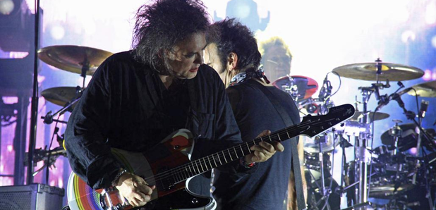 Terms And Conditions: Win A Guitar Signed By Robert Smith