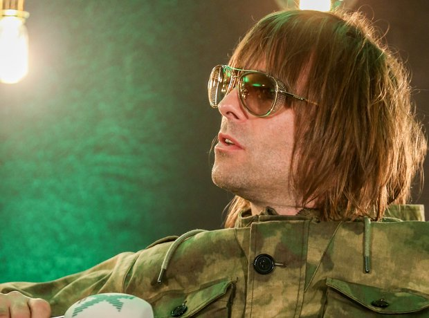 Liam Gallagher Radio X Etihad Stadium October 2016