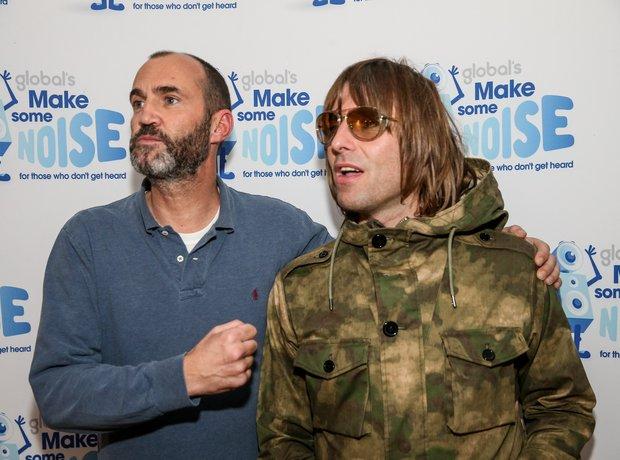 Liam Gallagher Radio X Etihad Stadium October 2016