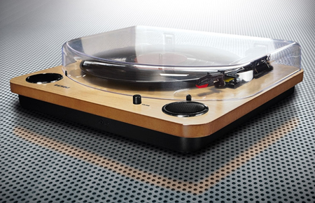 Lidl Turntable record player image screen grab