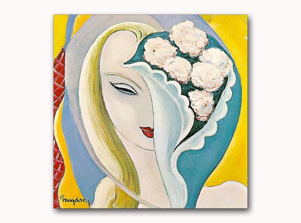Derek And The Dominos - Layla And Other Assorted L