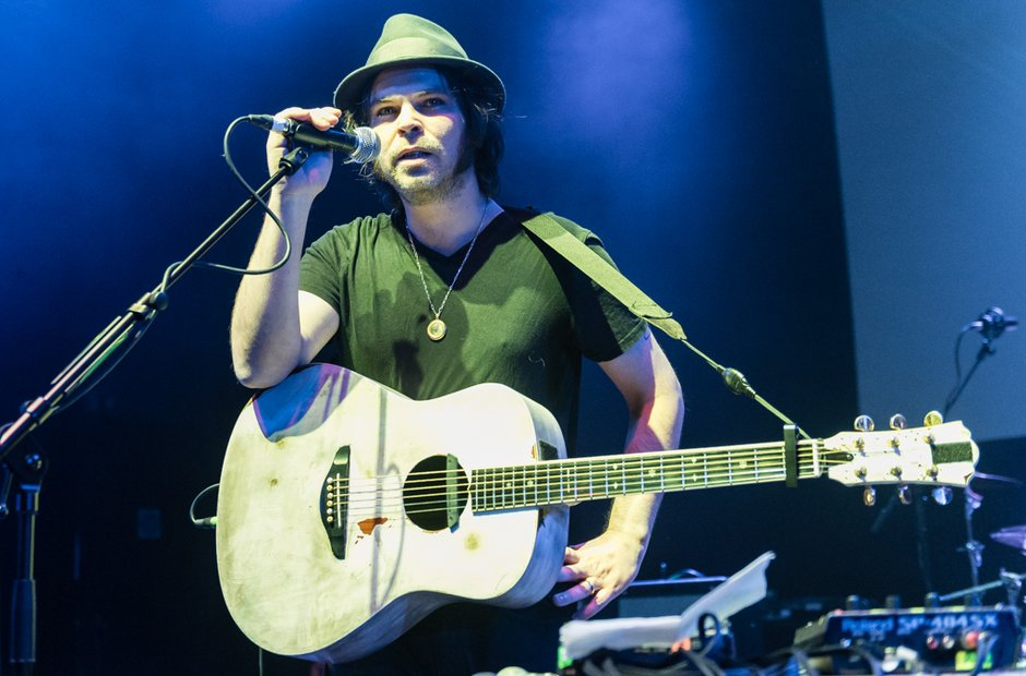 Gaz Coombes Peaceful Noise gig 15 November 2016