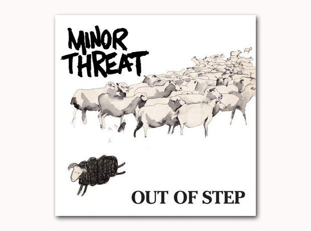 Minor Threat - Out Of Step (1983)